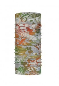 Chusta Chef Collection Patterned Vegetal Multi Buff - BUFF