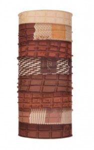 Chusta Chef Collection Patterned Choco Bar Brown Buff - BUFF
