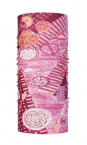 Chusta Chef Collection Patterned Jam Pink Buff - BUFF